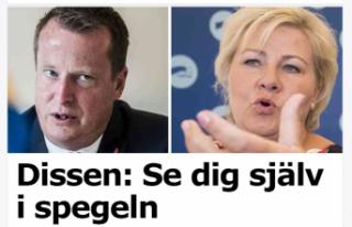 Norveç'teki cami saldırısı, İsveç ile Norveç'i...
