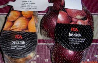 Türkiye'den İsveç'e mor soğan ihraç...