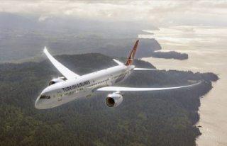 THY 'Beş Yıldızlı Küresel Havayolu'...