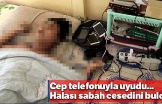 Cep telefonu öldürdü