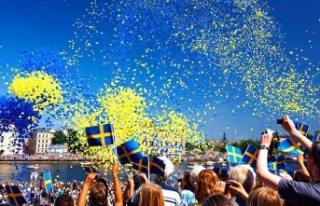 Dünyanın en şanslı kadınları İsveç'te