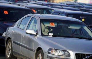 İsveç'te arabasını yanlış park edenlere...