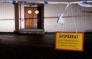 İsveç'te gençlerin partisi kanlı bitti 1...