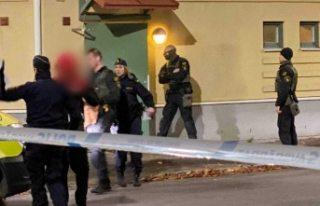 Malmö'de bir çocuk öldürüldü - iki genç...