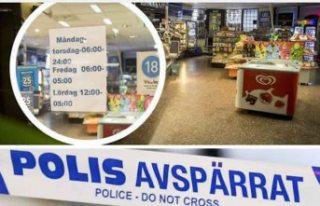 Malmö'de uyuşturucu satıcıları dükkan sahibini...