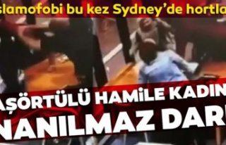 Müslüman kadınlara ırkçı saldırı: Başörtülü...