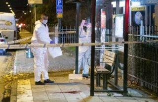 Otobüs durağında öldürülen kadın olayıyla...