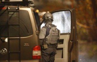 Sundbyberg'de polise silahla direnen kişi 26...