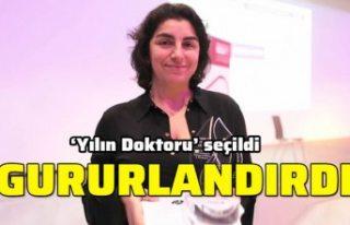 Türk doktora yılın doktoru ödülü
