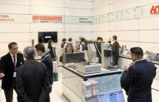 Türk firması Almanya'da büyük ilgi gördü