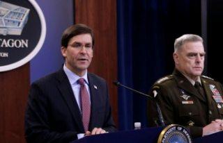 ABD Savunma Bakanı Esper'den Türkiye açıklaması