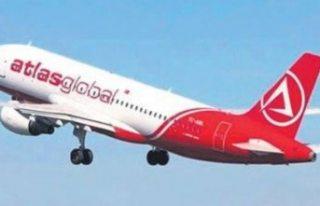 Atlas Global Havayolları, 21 Aralık'ta uçuşlara...