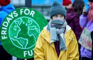 İklim zirveleri için dünyayı dolaşan Greta, İsveç'teki...