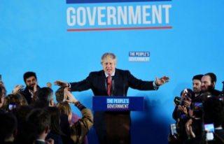 İngiltere'de seçimi kazanan Johnson: 31 Ocak'ta...