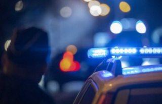 İsveç'te bir araca el bombası atıldı