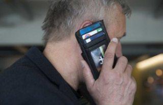 İsveç'te en çok telefonla konuşan bölge...