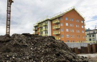 İsveç'te konut krizi devam ediyor