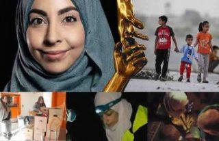 İsveç'te Müslüman hemşireye yılın kahramanı...