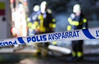 İsveç'te öfkeye kapılan kişi evi ateşi...