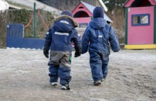 Karolinska açıkladı: Küçük ana okullarda çocukların...