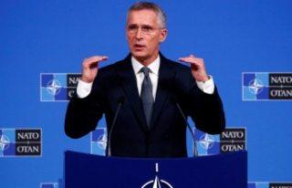 NATO Genel Sekreteri Stoltenberg'den Türkiye...