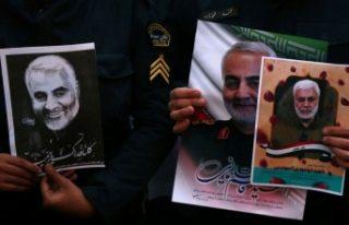 "İran'dan ABD'ye ""sert intikam""..."
