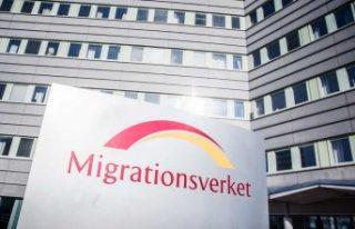 İsveç Göç İdaresi, Kaçak yollardan ülkeye giriş...