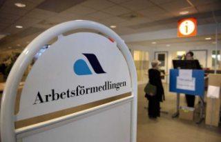 İsveç'te Arbetsförmedlare - İş koçunu tehdit...