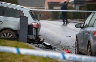 İsveç'te patlama evler sallandı!