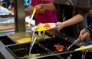 İsveç'te okullarda artan özel yemek talepleri...