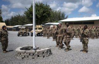 Kenya'da 1 ABD askeri 2 Pentagon çalışanı...