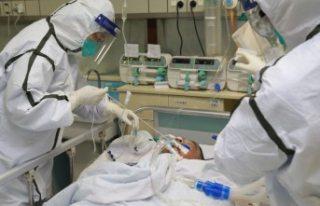 Koronavirüs ABD'de ilk kez kişiden kişiye...