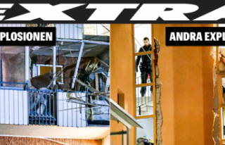 Stockholm'de iki yerde bomba patladı