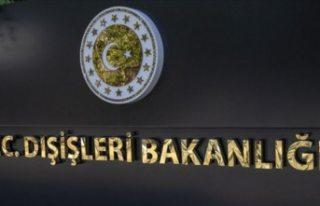 Türkiye'den seyahat uyarısı