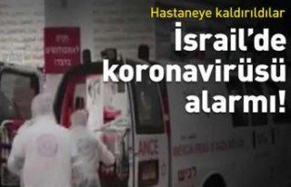 Virüs yayılıyor - Koronavirüsü İsrail'ide...