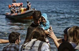 Yunanistan sığınmacıları engellemek bakın ne...