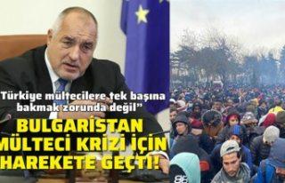 Bulgaristan'dan Türkiye'ye destek: Türkiye...