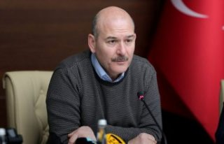 İçişleri Bakanı Soylu: Edirne üzerinden Türkiye'den...