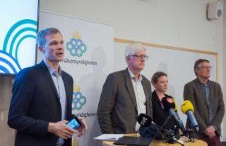 İsveç Halk Sağlığı Kurumu virüsle mücadele...