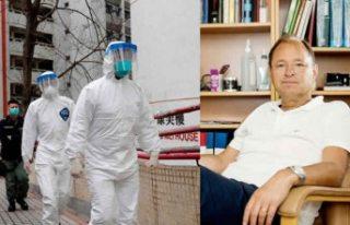 İsveçli profesör'den ölümcül virüsle ilgili...
