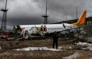 Kaza yapan Pegasus uçağının pilotunda beyin tümörü...
