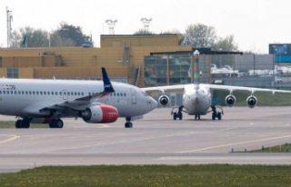 Malmö Sturup havalimanı yeni uçuşlara hazırlanıyor