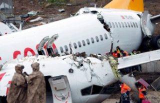 Sabiha Gökçen'deki uçak kazasıyla ilgili...