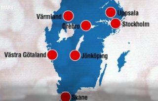 Bir günde 42 yeni vaka! İsveç virüs vakalarında...