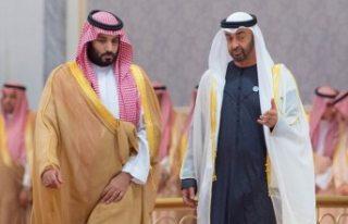 Birleşik Arap Emirlikleri Lideri Muhammed bin Zayed...