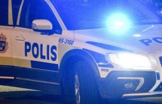 Bredäng Slättgårdsskolan'da büyük yangın