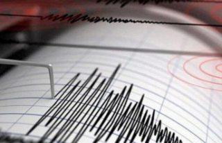 Elazığ'da 5.0 büyüklüğünde deprem!