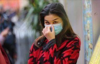 Hastanın gözyaşında koronavirüs Kovid-19 tespit...