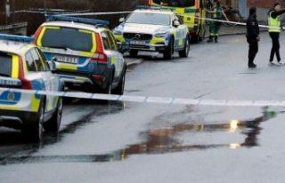 Hässelby'de bir kişi vuruldu