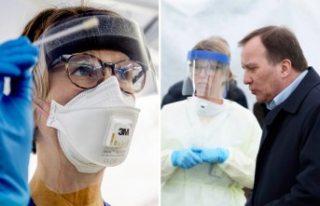 İsveç'te 5 yeni vaka - Virüs bir bölgeye...
